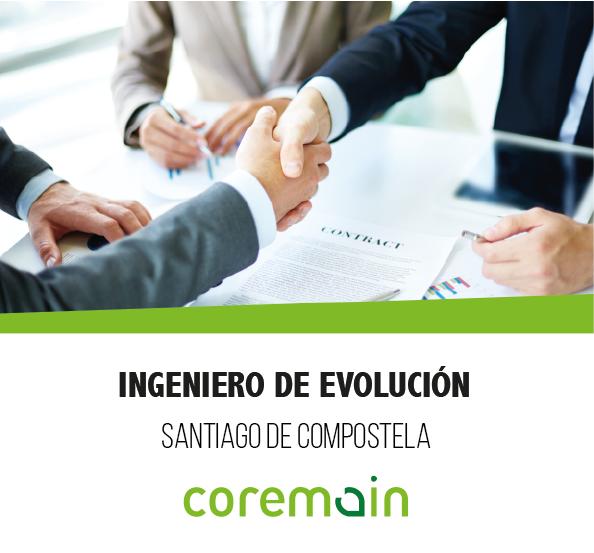 Ingeniero de evolución en Santiago de Compostela