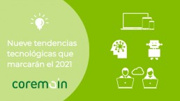 Tendencias tecnológicas 2021
